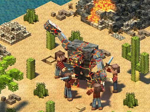 Block town: Craft your city! для Android