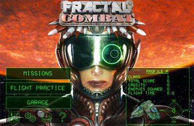 logo Combate fractal