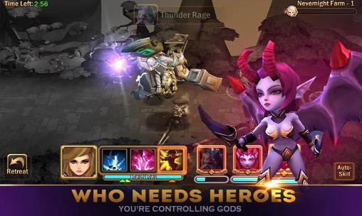 Ролевые игры: скачать Heroes masterна телефон