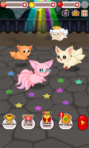 Animal Judy: Nine-tailed fox care für Android
