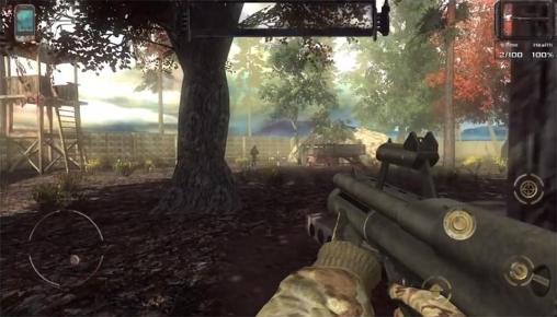 Z.O.N.A: Project X скриншот 4