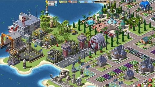 Online games Empires and allies for smartphone
