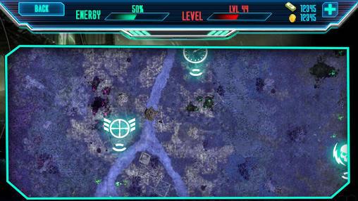 Alien space shooter 3D screenshot 1