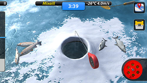 Fish and frost for Android