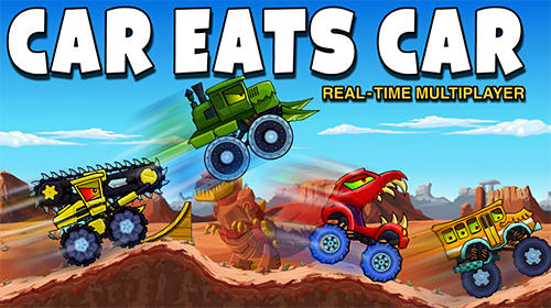 Car eats car multiplayer скріншот 1