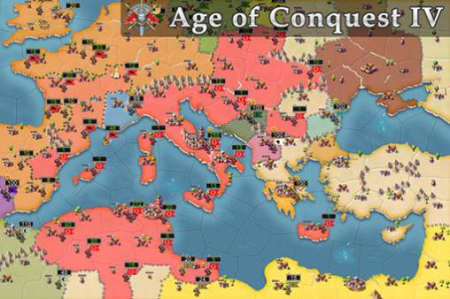 Age of conquest 4 скриншот 1