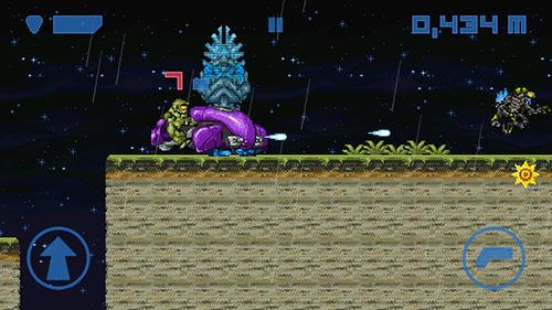 Spartan runner capture d'écran