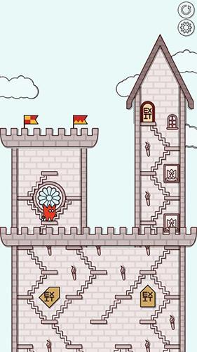Arcade Castles and stairs für das Smartphone