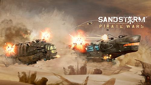 Sandstorm: Pirate wars capture d'écran 1