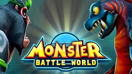 logo Monde des monstres de combat