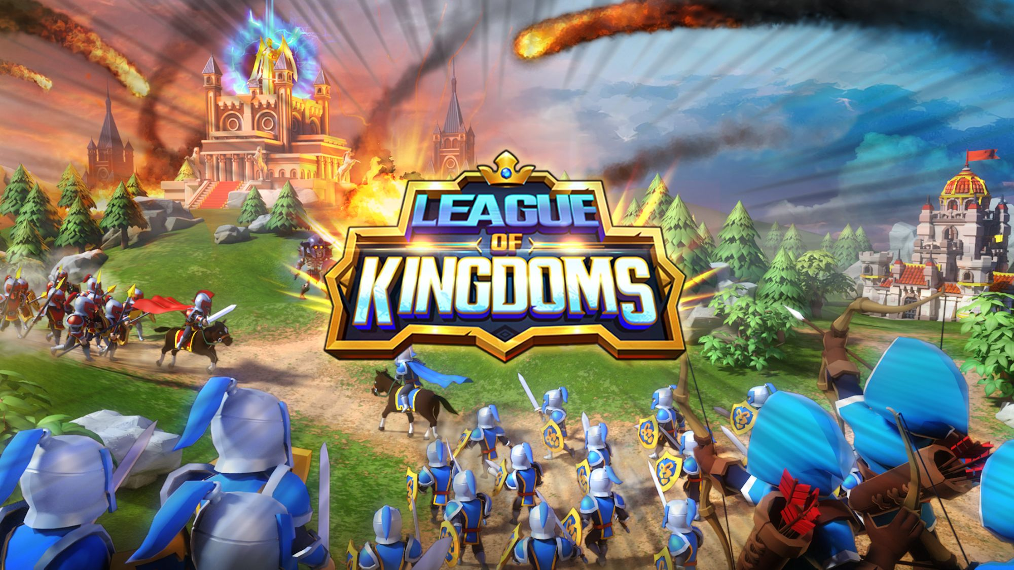 League of Kingdoms скриншот 1
