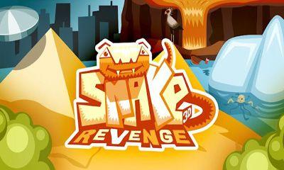 Snake 3D Revenge captura de tela 1