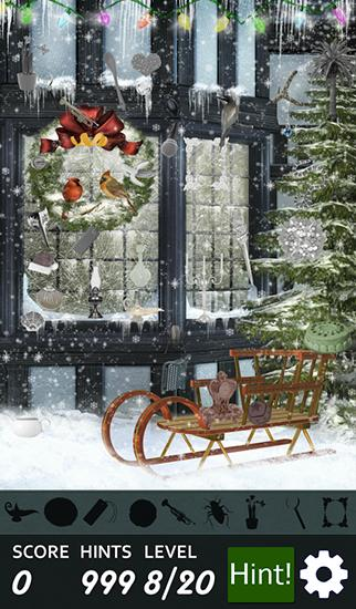 Hidden object: Christmas tree for Android