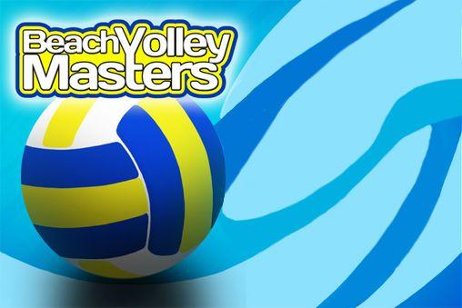 Beach Volley Masters captura de pantalla 1