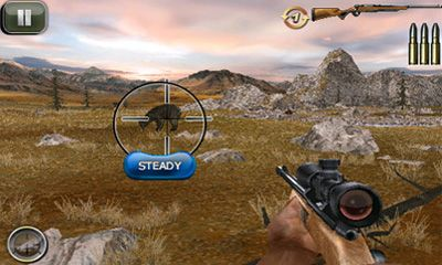 d'action Deer Hunter Challenge HD pour smartphone