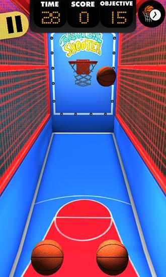 Basketball shooter Screenshot
