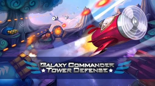 Galaxy commander: Tower defense Screenshot