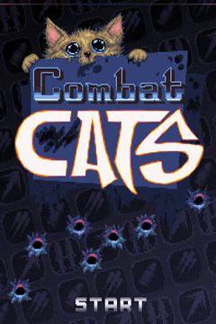 logo Chats de Combat