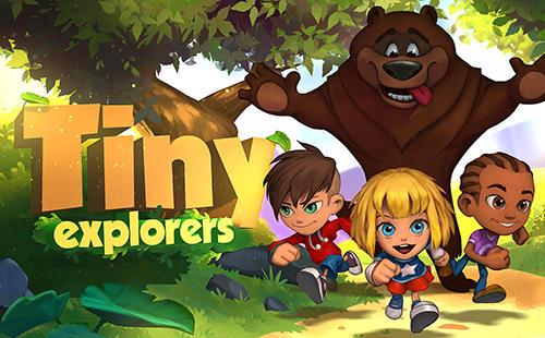 Tiny explorers Symbol