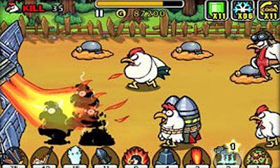 Chicken Revolution para Android