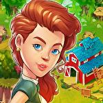 Wild West village: New match 3 city building game Symbol