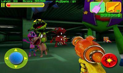 Puppet War ep 2 captura de tela 1