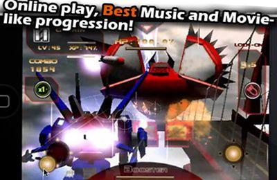 Screenshot 3D Schlacht 2: Eiserner Schlag auf dem iPhone