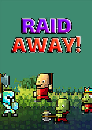 Raid away! RPG idle clicker screenshot 1