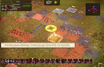 Screenshot Großartige Schlachten des Mittelalters auf dem iPhone
