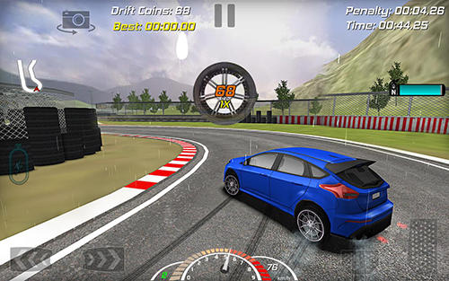 Real drift car racer для Android