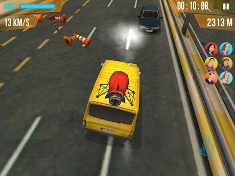 La course de taxi en commun pour iPhone gratuitement