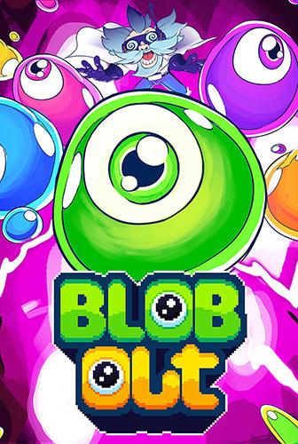 Blobout: Endless platformer Screenshot