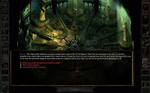Strategy RPG games Icewind dale: Enhanced edition in English