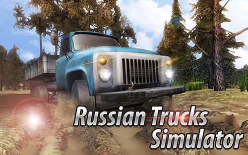 Russian trucks offroad 3D captura de pantalla 1