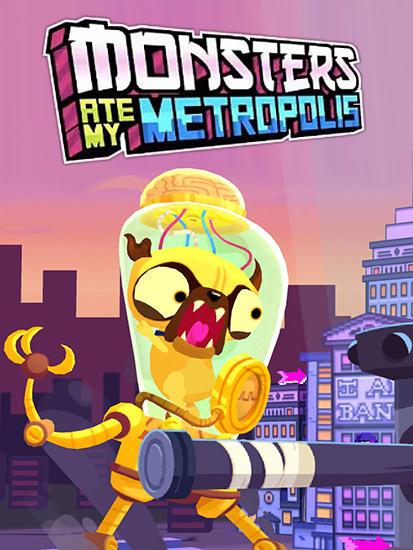 Monsters ate my Metropolis captura de tela 1