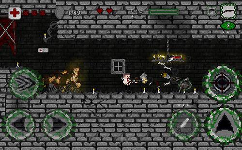Tossed bones: Beyond love adventure platformer screenshot 1