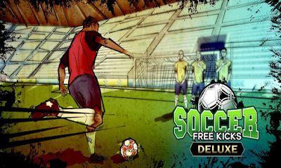 Soccer Free Kicks screenshots