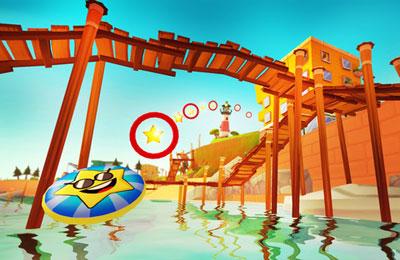 Arcade: Lade Frisbee werfen 2 auf dein Handy herunter