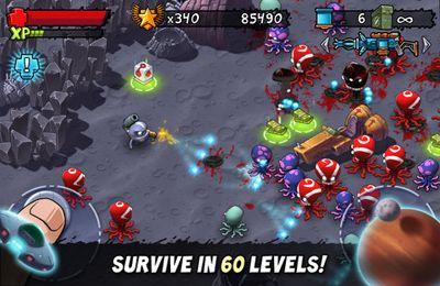 Monster schießen - Die verlorenen Level auf Deutsch
