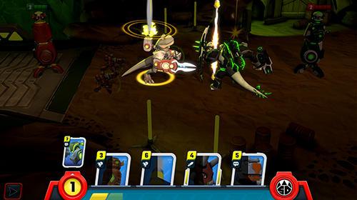 скріншот Super dinosaur: Kickin' tail