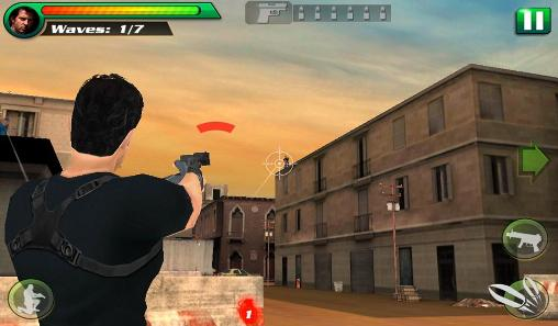 Bang bang! Official movie game screenshots