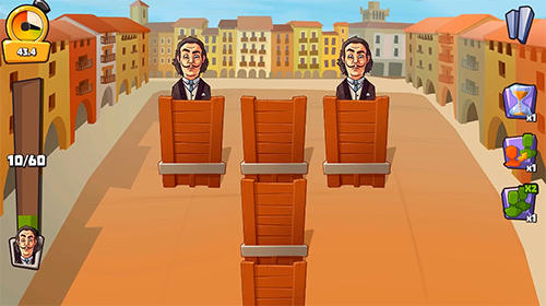 Arcade-Spiele Vote blitz! Clicker arcade and idle politics game für das Smartphone