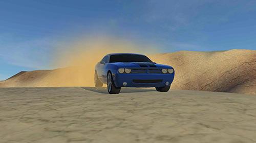 Modern american muscle cars screenshot 1