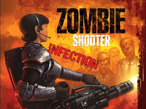 logo Zombie-Schießer: Infektion