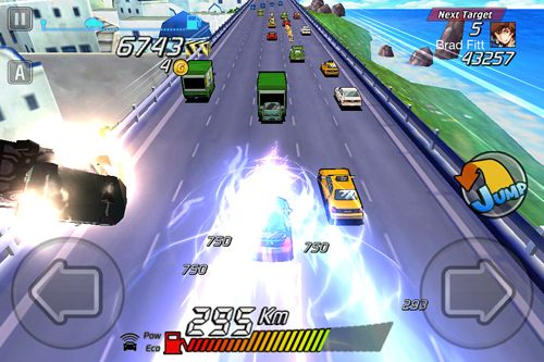 Screenshot Go! Go! Go!: Racer on iPhone