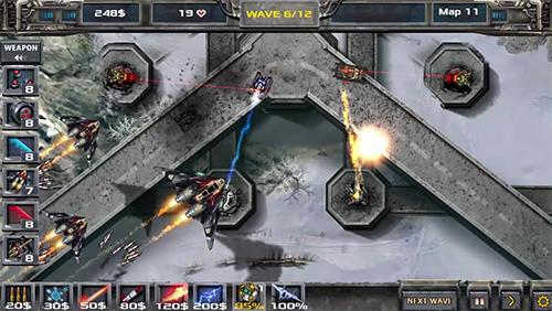 Tower defense: Defense legend 2 auf Deutsch
