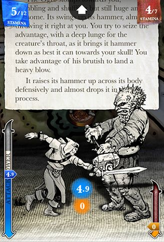 Sorcery! скриншот 1