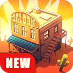 Wild West saga: Legendary idle tycoon icône