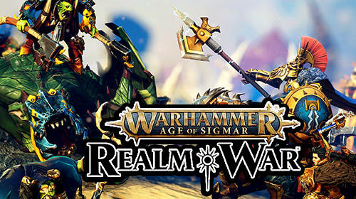 Warhammer. Age of Sigmar: Realm war screenshot 1