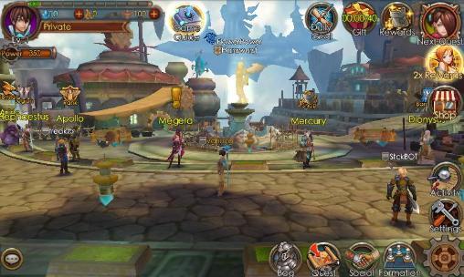 War of Krystal Screenshot